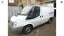 FORD TRANSIT BREAKING CALL FOR PARTS