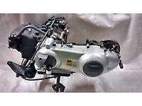 Piaggio typhoon 125cc 4t watercooled engine 6400miles