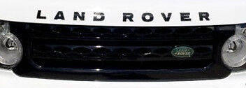 Land Rover Oem Lr4 Discovery 4 Gloss Black 2010 13 Landmark Edition Front Grille