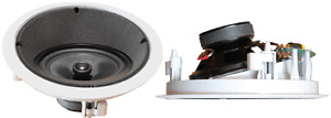 Ridley acoustics KVCA824 8 inch angled In-Ceiling Speaker