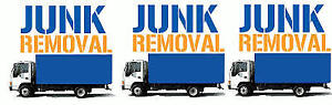Same day junk removal/garbage removal- Available Now