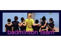LADIES badminton LEAGUE PLAYERS & STRONG MALE MIX league players wanted - Sorry NO improvers