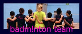LADIES badminton LEAGUE PLAYERS wanted - Sorry NO improvers
