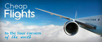 CHEAP FLIGHTS TICKETS WORLDWIDE
