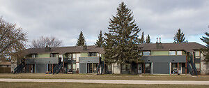 Two Bedroom Apartments in Portage La Prairie