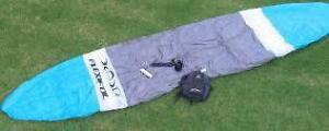 Flexifoil Blade II Kites with 40M lines 9M and 6.4M