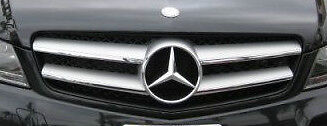 Mersedes-Benz C-Class W204 Coupe Genuine Front Hood Grille C250 C350  NEW