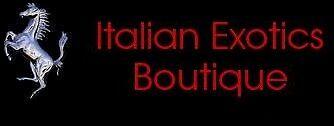 Italian Exotics Boutique