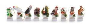 Australian Animals Figurines Christmas Tree Decorations Ornament Gift with Kanga