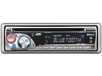 KD-BT11 Car CD RECEIVER