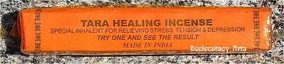Tara Healing Tibetan Traditional Sandalwood and Herbal Incense Sticks