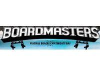 BOARDMASTERS FESTIVAL - Staff Wanted