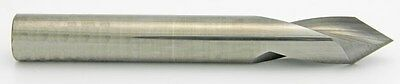 18 60 Degree Carbide Nc Spot Drill 2 Long Melin Brand Usa 19257