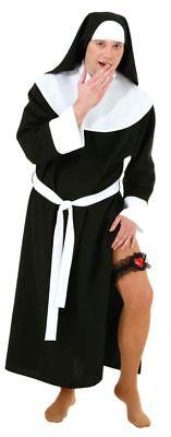 Herren Kostüme Sexy (sexy Nonne Herren Kostüm als Ordensfrau verkleiden zu Karneval Fasching)