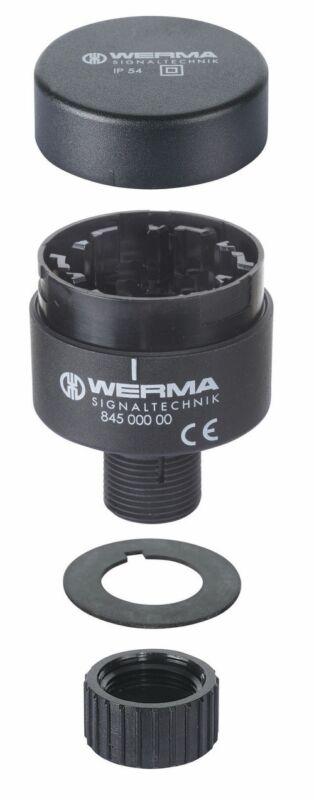 845-000-00, Werma, Terminal Element Bk