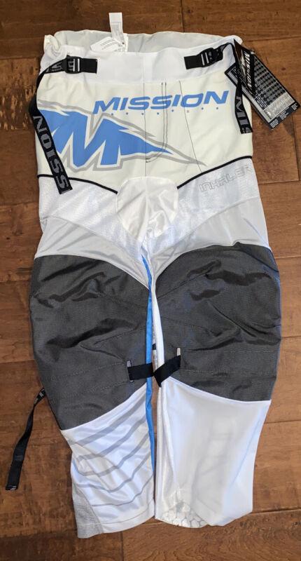 Mission Inhaler AC2 Inline Roller Hockey Pants Junior Large L