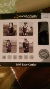 Mini monkey baby carrier Elizabeth Grove Playford Area Preview