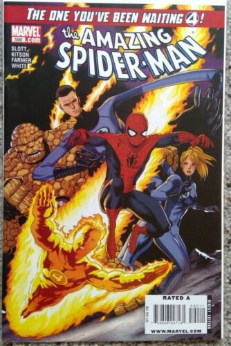 The Amazing Spiderman #590 - NM or better