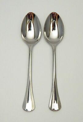 International Stainless Lyon Symmetry 2 Teaspoons Teaspoon Free (Stainless Symmetry)