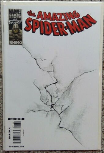 The Amazing Spiderman Variant Edition #617 - NM or better