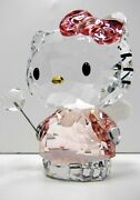 Swarovski Crystal Figurines Hello Kitty
