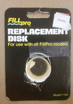 FILL PRO REPLACEMENT DISK FOR USE WITH ALL FILLPRO MODELS -1150