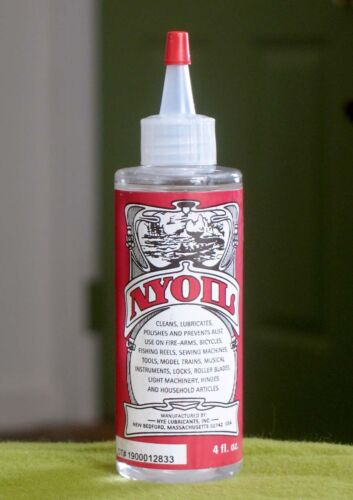 NYOIL Lubricant Oil 4 OZ Bottle Hobbies Cameras, Highly Refined Odorless Oil