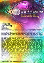 earthcore 2015 Pyalong Mitchell Area Preview