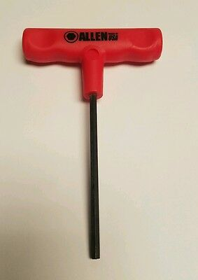 3/16 Cushion Grip Hex T-Handle USA Holo-Krome Allen #57310  - Grip Hex Handles