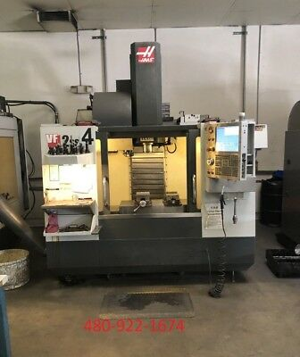 2011 Haas Vf-2ss Vertical Machining Center Cnc Ref 7795812