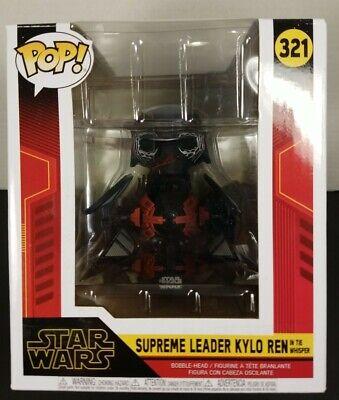 Funko Pop! Episode 9 Rise of Skywalker - Supreme Leader Kylo Ren in The Whisper