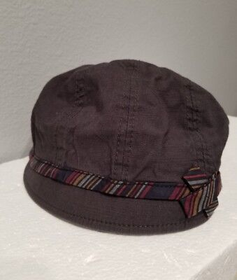 Goorin Sand Cassel Kids Old Style Dress Cadet Hat Cap Fitted Gray with band  Goorin Kids Hat