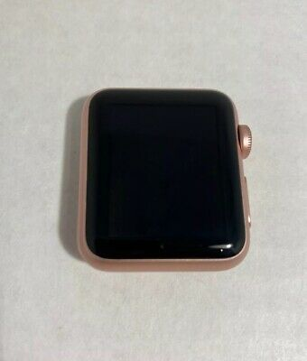 Apple Watch Series 7000 (Gen 1) - 38mm Rose Gold Aluminum (GPS) - Free Shipping