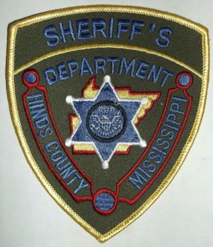 Hinds County Mississippi Sheriff