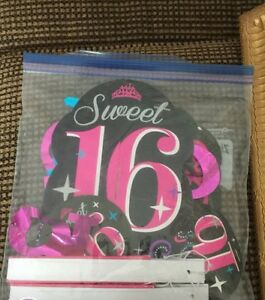 Sweet 16 party pack