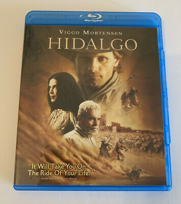 Hidalgo Blu-ray Movie, Viggo Mortensen, Omar Sharif - Used