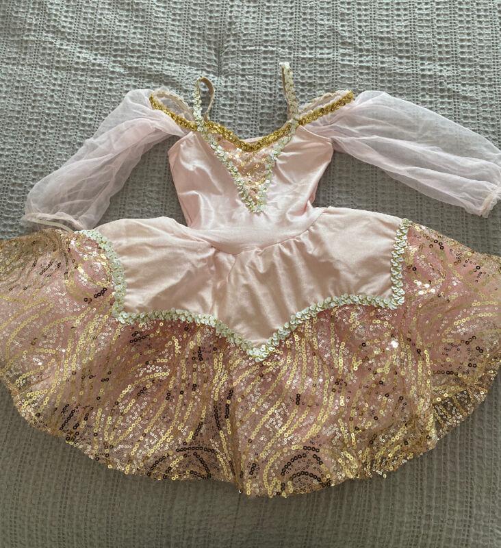 girls ballet dance costumes