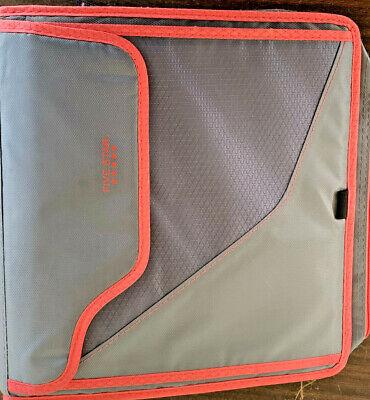 Five Star 3 Zipper Binder 3 Ring Binder Folders Tab Folders Laptop Pink