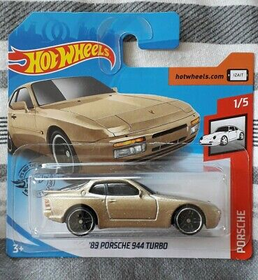 Hot Wheels '89 Porsche 944 Turbo - combined postage
