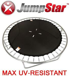 14FT-USA-Trampoline-Round-JUMP-MAT-For-84-x-165mm-Springs-UV-RESISTANT