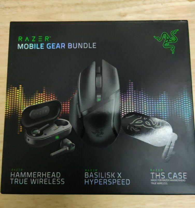 Razer Mobile Gear Bundle, 3 Piece Set  FREE SHIPPING