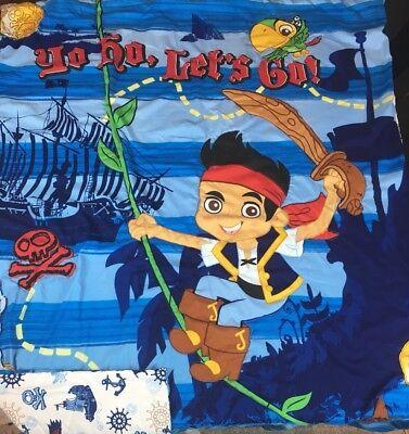 Disney Jake and the Neverland Pirates 3 Piece Toddler Bedding - Jake And The Neverland Pirates Bedroom