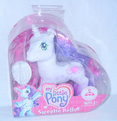 MIB My Little Pony ~*G3 Valentine's Day Rare SWEETIE BELLE!*~