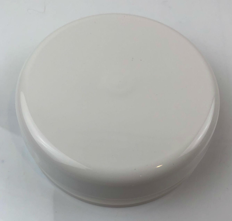 Keystone 102776 Mushroom Attic Roof Vent for Keystone RV Trailers - Polar White