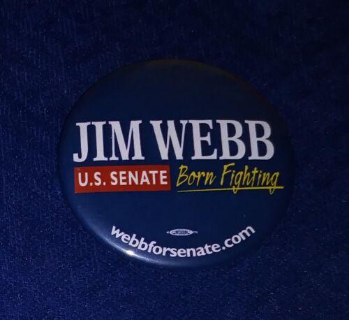 JIM WEBB VIRGINIA SENATOR MARINE VETERAN NAVY SEC