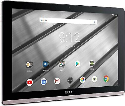 Acer Iconia One 10 16GB, Wi-Fi, 10.1 inch - Black with case