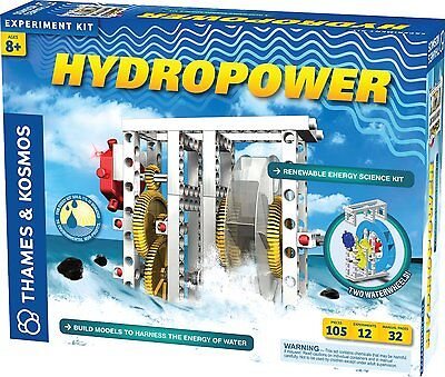 Thames And Kosmos 624811 Alternative Energy  Hydropower Experiment Kit