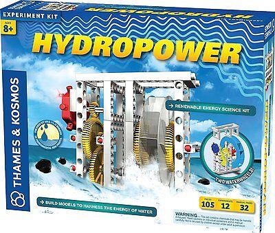 Thames And Kosmos 624811 Alternative Energy  Hydropower Experiment Kit