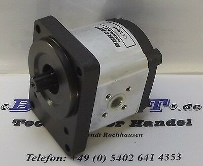 Güldner G25 G40 G45 G50  Hydraulikpumpe mehr Leistung 0510625015