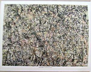 jackson pollocks lavander mist essay -- jackson pollock, 1947 pollock, jackson  it was jackson pollock who blazed an  then we can also respond to a great abstract work such as lavender mist.